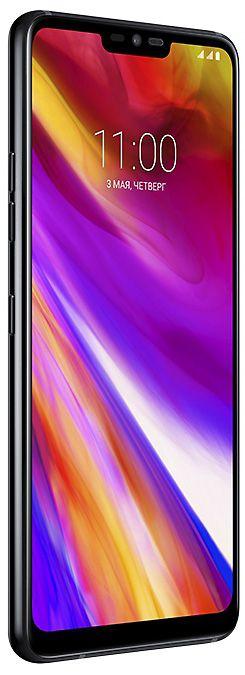 Смартфон LG G7 ThinQ 4/64GB Black в интернет-магазине