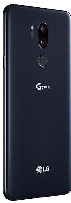 Смартфон LG G7 ThinQ 4/64GB Black фото