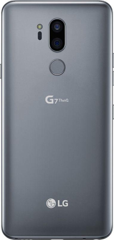 Смартфон LG G7 ThinQ 4/64GB Platinum недорого