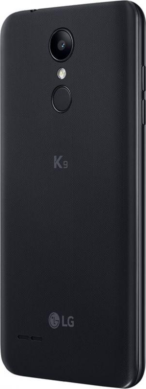 Смартфон LG K9 2018 Black Vodafone