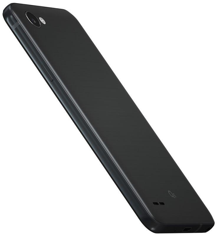 Смартфон LG Q6 Black Vodafone