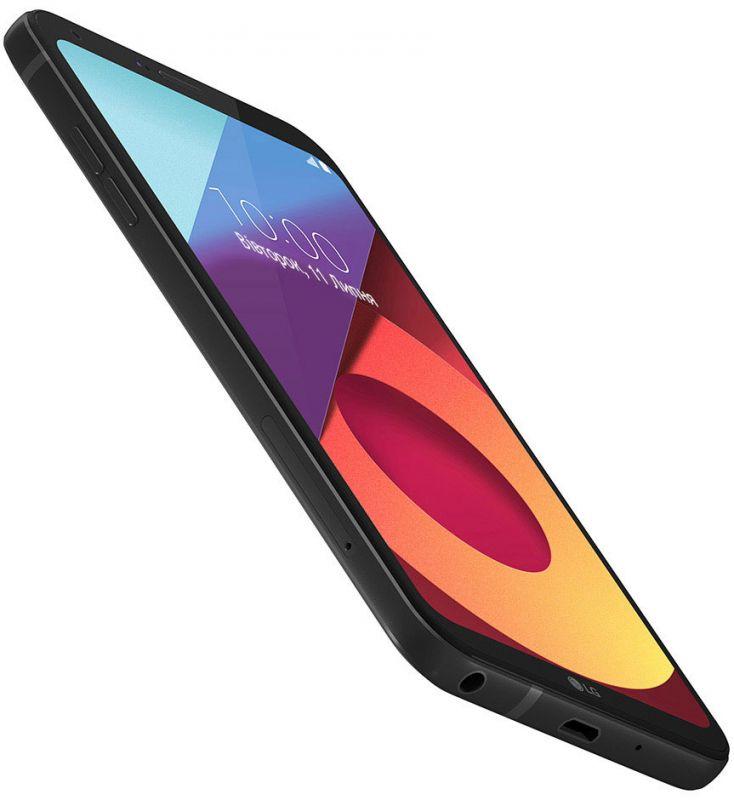 Смартфон LG Q6 Black фото