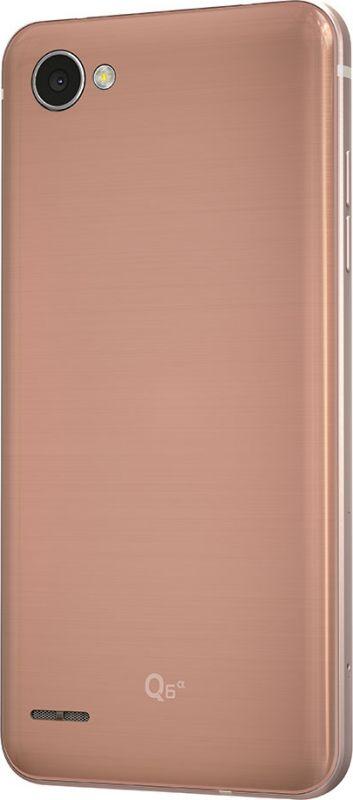 Смартфон LG Q6 Gold в интернет-магазине