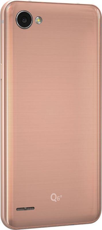 Смартфон LG Q6 Gold Vodafone