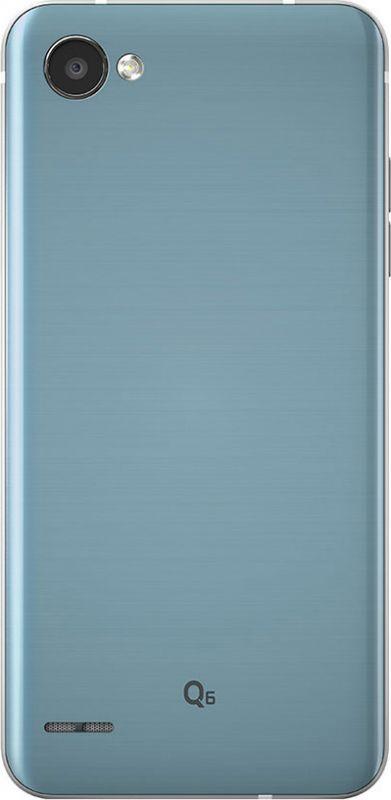 Смартфон LG Q6 Platinum недорого