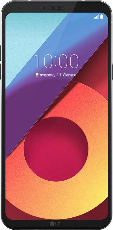 Смартфон LG Q6 Plus 4/64GB Black купить