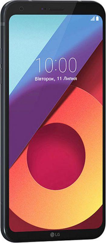 Смартфон LG Q6 Plus 4/64GB Black в интернет-магазине