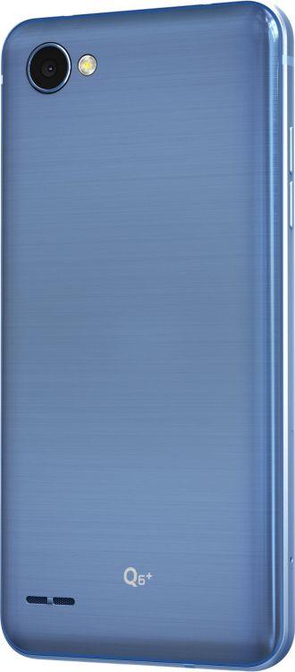 Смартфон LG Q6 Plus 4/64GB Moroccan Blue Vodafone
