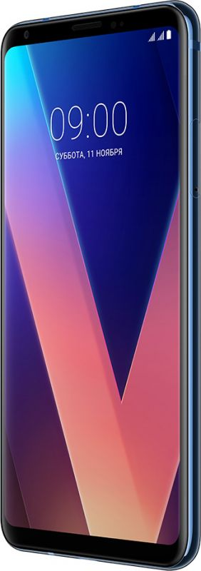 Смартфон LG V30 Plus 4/128GB Moroccan Blue в Украине