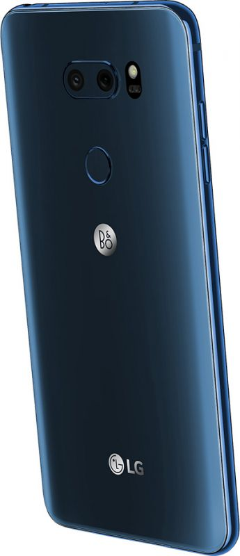 Смартфон LG V30 Plus 4/128GB Moroccan Blue фото
