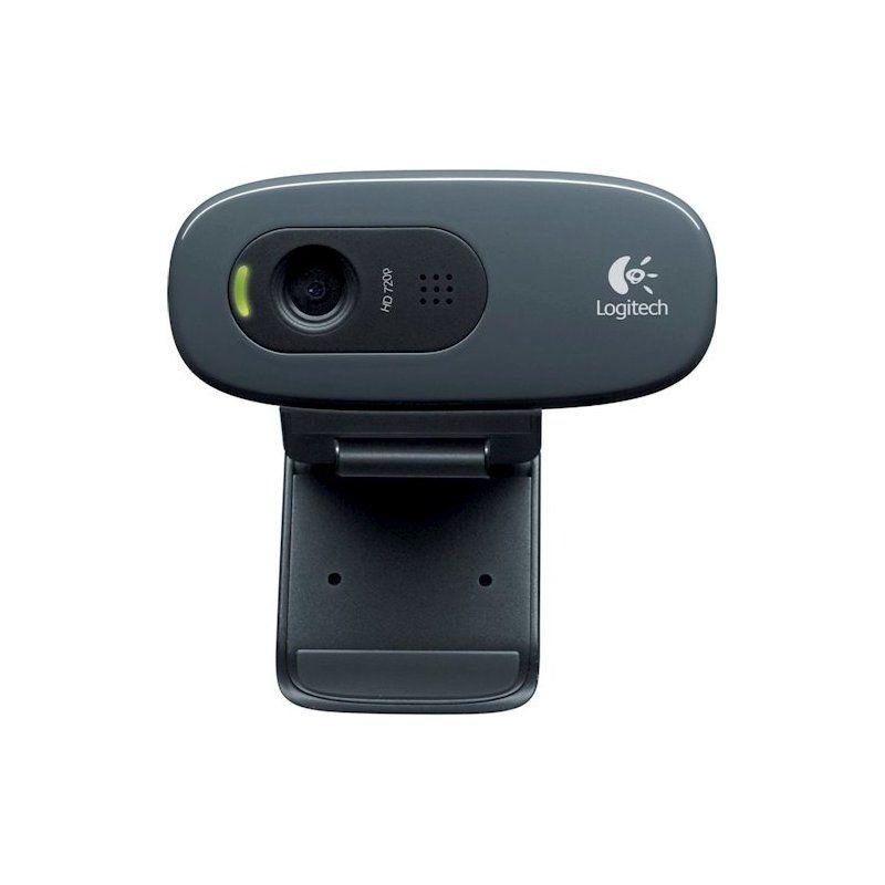 Веб-камера Logitech C270 HD (960-001063)