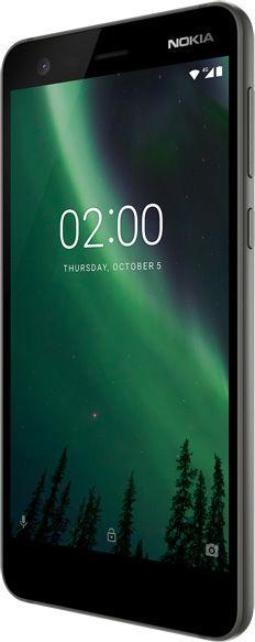 Смартфон Nokia 2 TA-1029 Dual Sim Matte Black в Украине