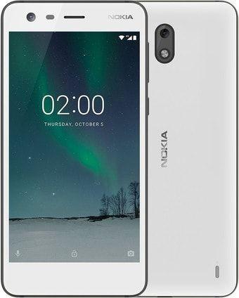 Смартфон Nokia 2 TA-1029 Dual Sim White