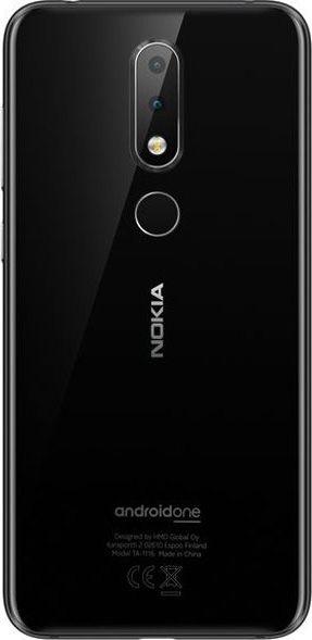 Смартфон Nokia 6.1 Plus 4/64GB Black недорого
