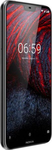 Смартфон Nokia 6.1 Plus 4/64GB Black в интернет-магазине