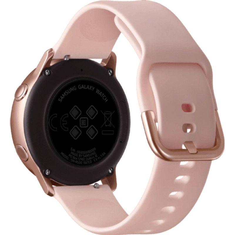 Смарт-часы Samsung Galaxy Watch Active (SM-R500NZDASEK) Gold недорого