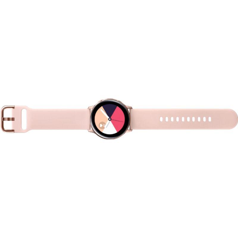 Смарт-часы Samsung Galaxy Watch Active (SM-R500NZDASEK) Gold фото