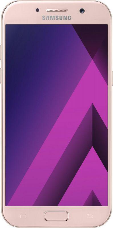 Смартфон Samsung Galaxy A5 2017 Pink купить