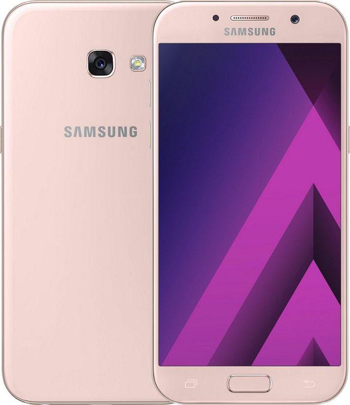 Смартфон Samsung Galaxy A5 2017 Pink