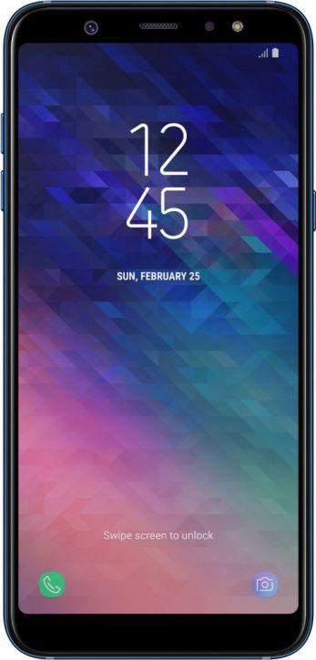 Смартфон Samsung Galaxy A6 Plus 3/32GB Blue купить