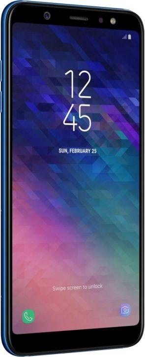 Смартфон Samsung Galaxy A6 Plus 3/32GB Blue в интернет-магазине