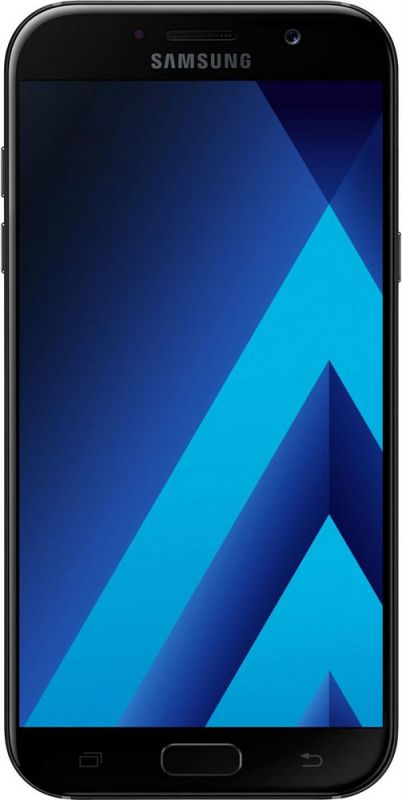 Смартфон Samsung Galaxy A7 2017 Black Sky купить
