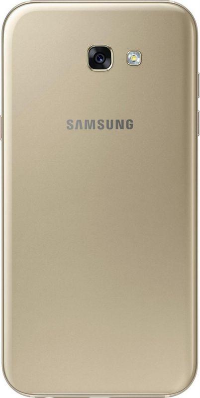 Смартфон Samsung Galaxy A7 2017 Gold недорого