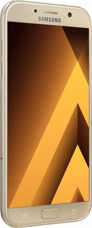 Смартфон Samsung Galaxy A7 2017 Gold в интернет-магазине