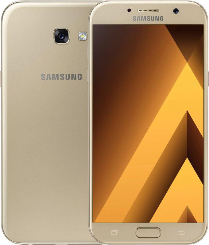 Смартфон Samsung Galaxy A7 2017 Gold