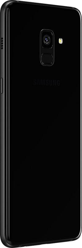 Смартфон Samsung Galaxy A8 2018 4/32GB Black Vodafone