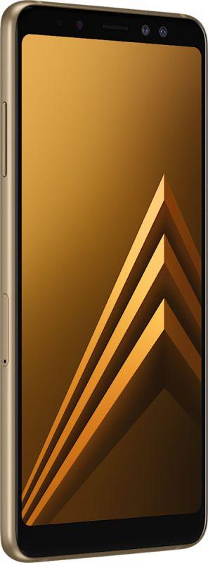 Смартфон Samsung Galaxy A8 2018 4/32GB Gold фото