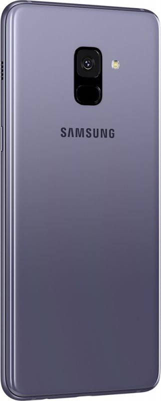 Смартфон Samsung Galaxy A8 2018 4/32GB Orchid Gray Vodafone