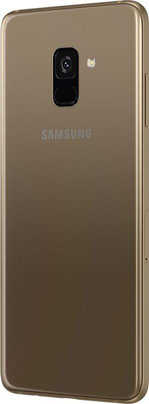 Смартфон Samsung Galaxy A8 Plus 2018 4/32GB Gold в интернет-магазине