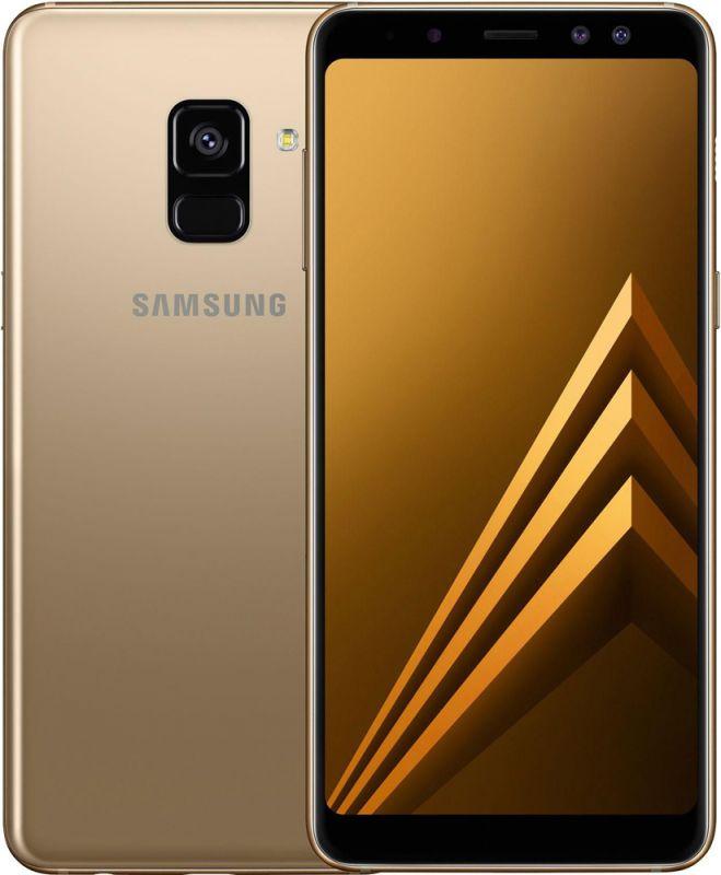 Смартфон Samsung Galaxy A8 Plus 2018 4/32GB Gold