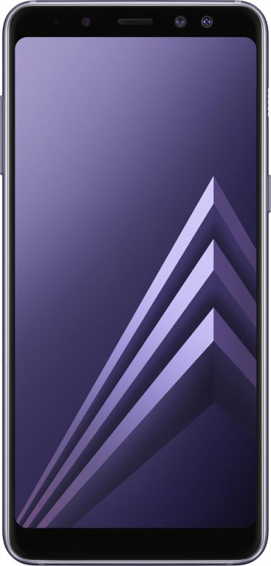 Смартфон Samsung Galaxy A8 Plus 2018 4/32GB Orchid Gray купить