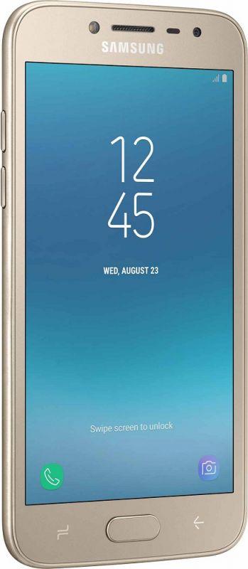 Смартфон Samsung Galaxy J2 2018 Gold в интернет-магазине