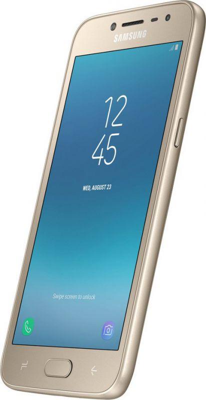 Смартфон Samsung Galaxy J2 2018 Gold Vodafone