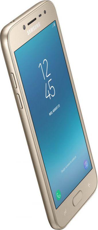 Смартфон Samsung Galaxy J2 2018 Gold фото