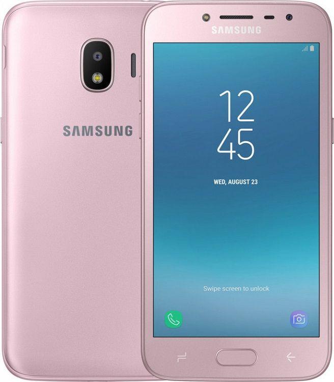 Смартфон Samsung Galaxy J2 2018 Pink