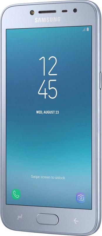 Смартфон Samsung Galaxy J2 2018 Silver в Украине