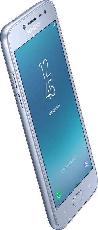 Смартфон Samsung Galaxy J2 2018 Silver фото