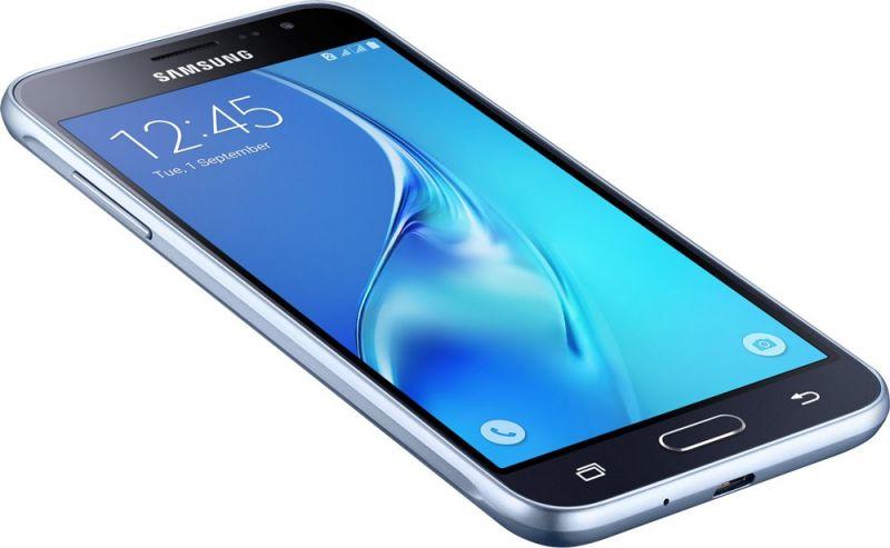 Смартфон Samsung Galaxy J3 2016 Black в интернет-магазине