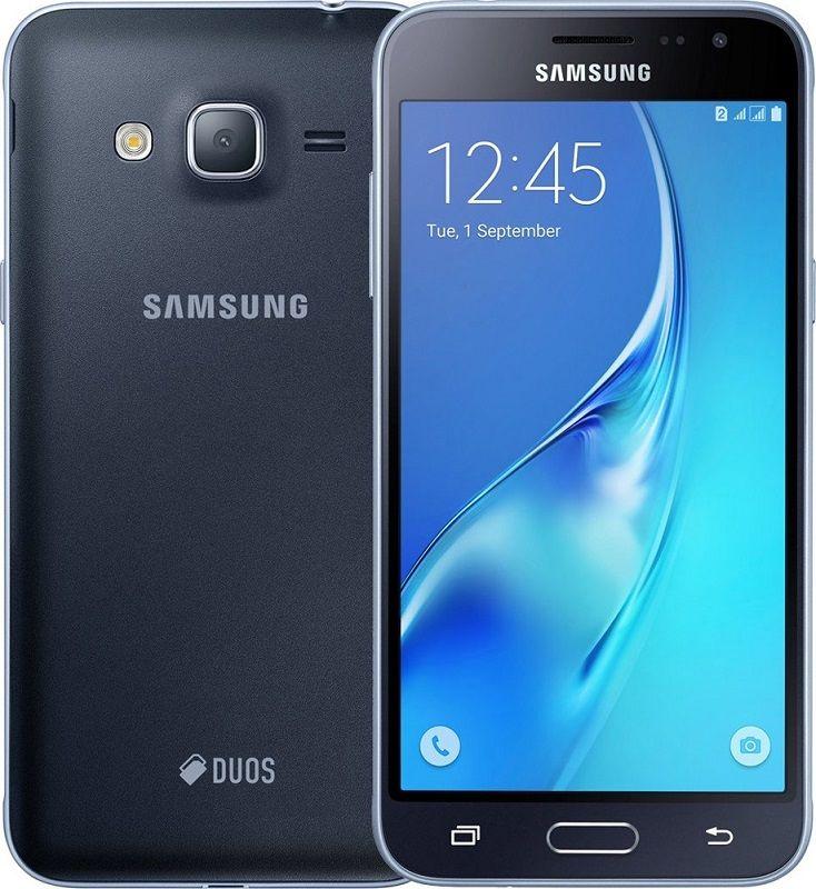 Смартфон Samsung Galaxy J3 2016 Black