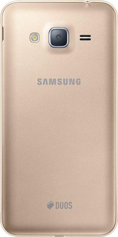 Смартфон Samsung Galaxy J3 2016 Gold недорого