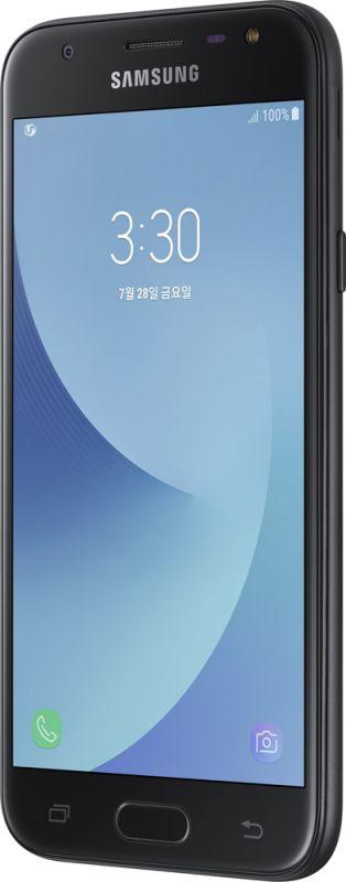 Смартфон Samsung Galaxy J3 2017 Black в Украине