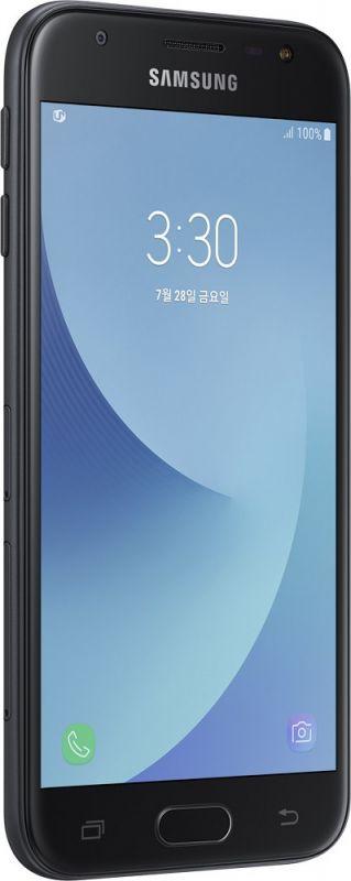 Смартфон Samsung Galaxy J3 2017 Black в интернет-магазине