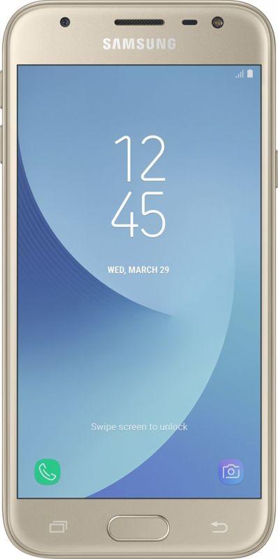 Смартфон Samsung Galaxy J3 2017 Gold купить