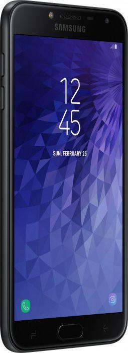 Смартфон Samsung Galaxy J4 2018 Black в интернет-магазине