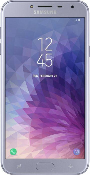 Смартфон Samsung Galaxy J4 2018 Lavenda купить