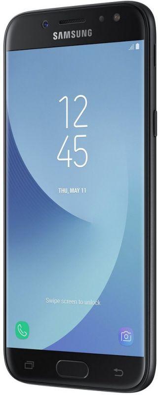 Смартфон Samsung Galaxy J5 2017 Black в Украине